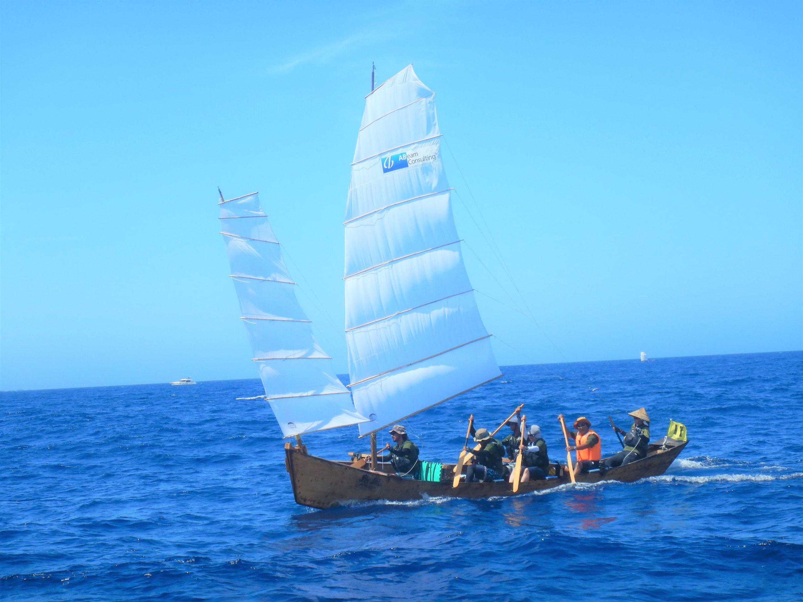 2019年帆かけサバニレース