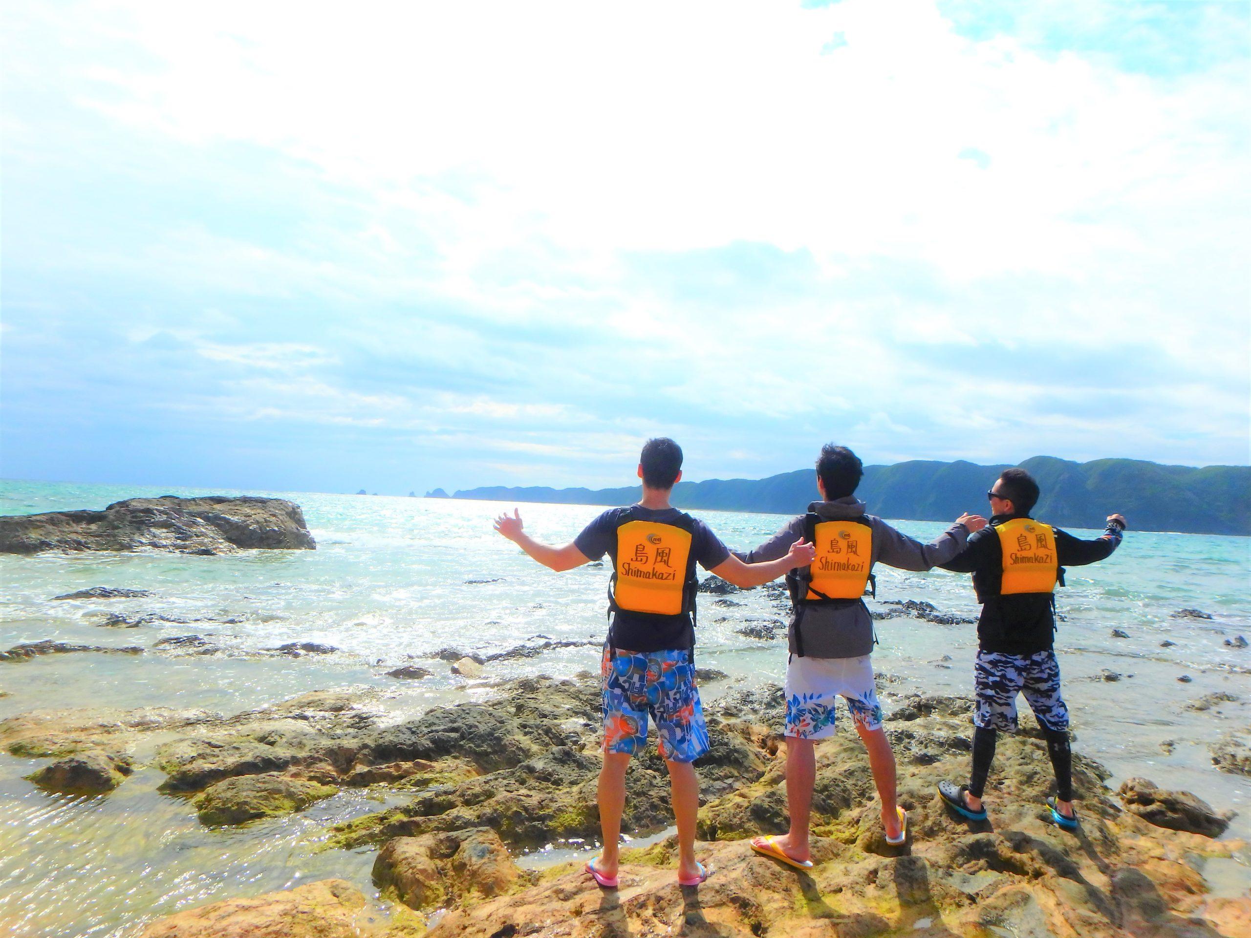 沖縄で自然体験、団体旅行なら島風